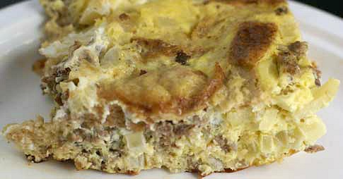 sausage-apple-bake