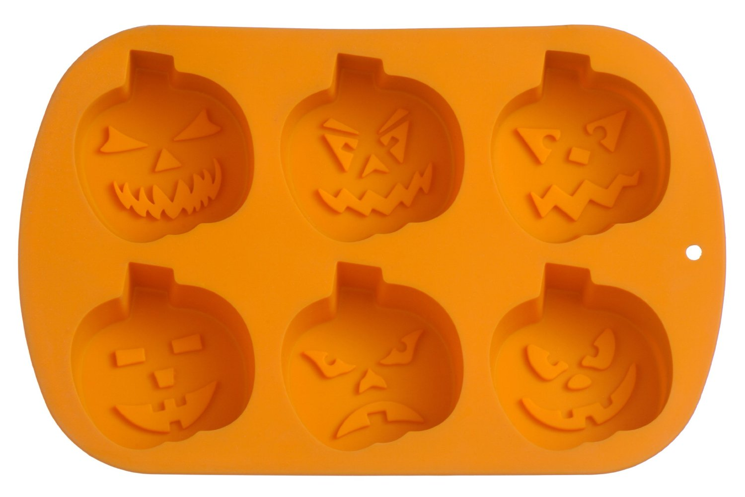 pumpkin cupcake tin