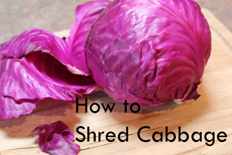 how-to-shred-cabbage