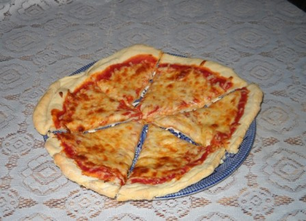 biscuit pizza