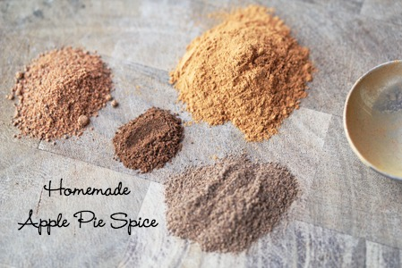 Homemade Apple Pie Spice | 5DollarDinners.com