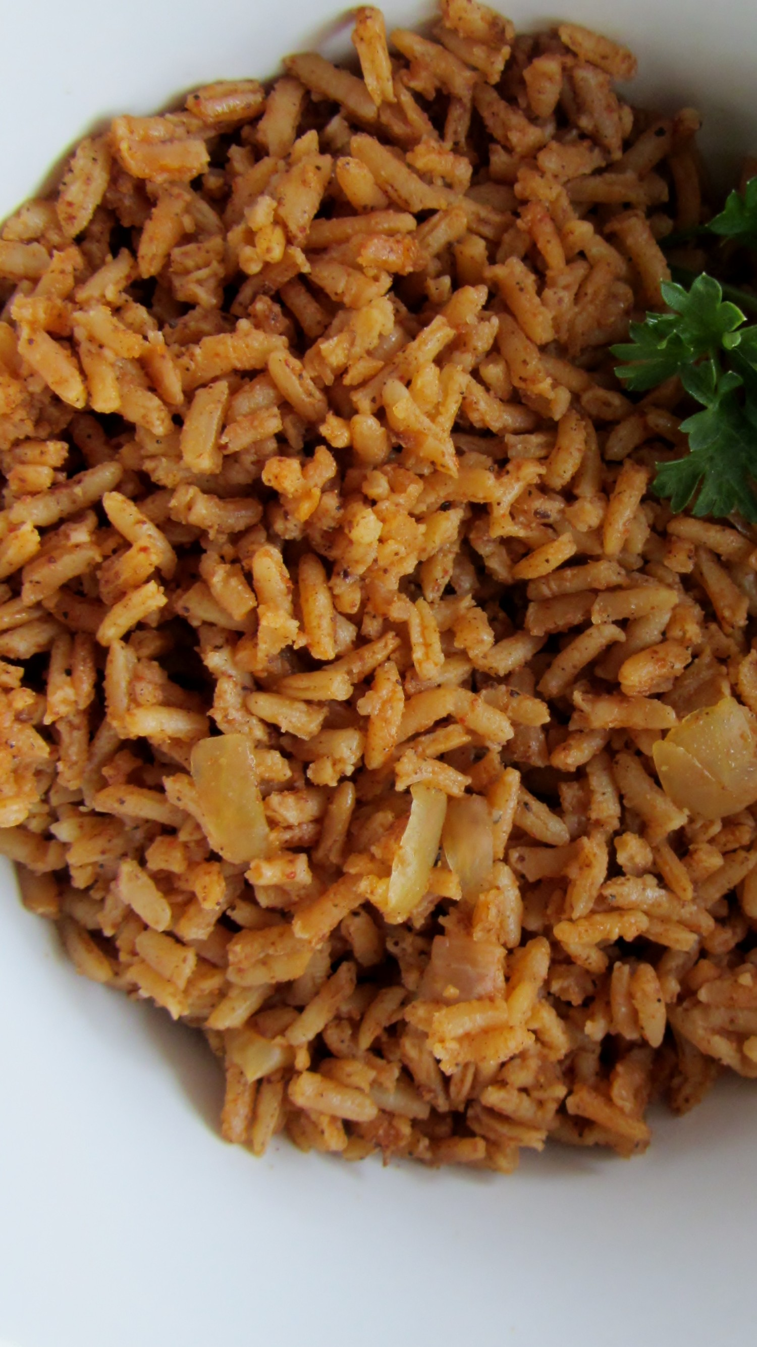 Mexican Rice - Free of the Top 8 Allergens | 5DollarDinners.com