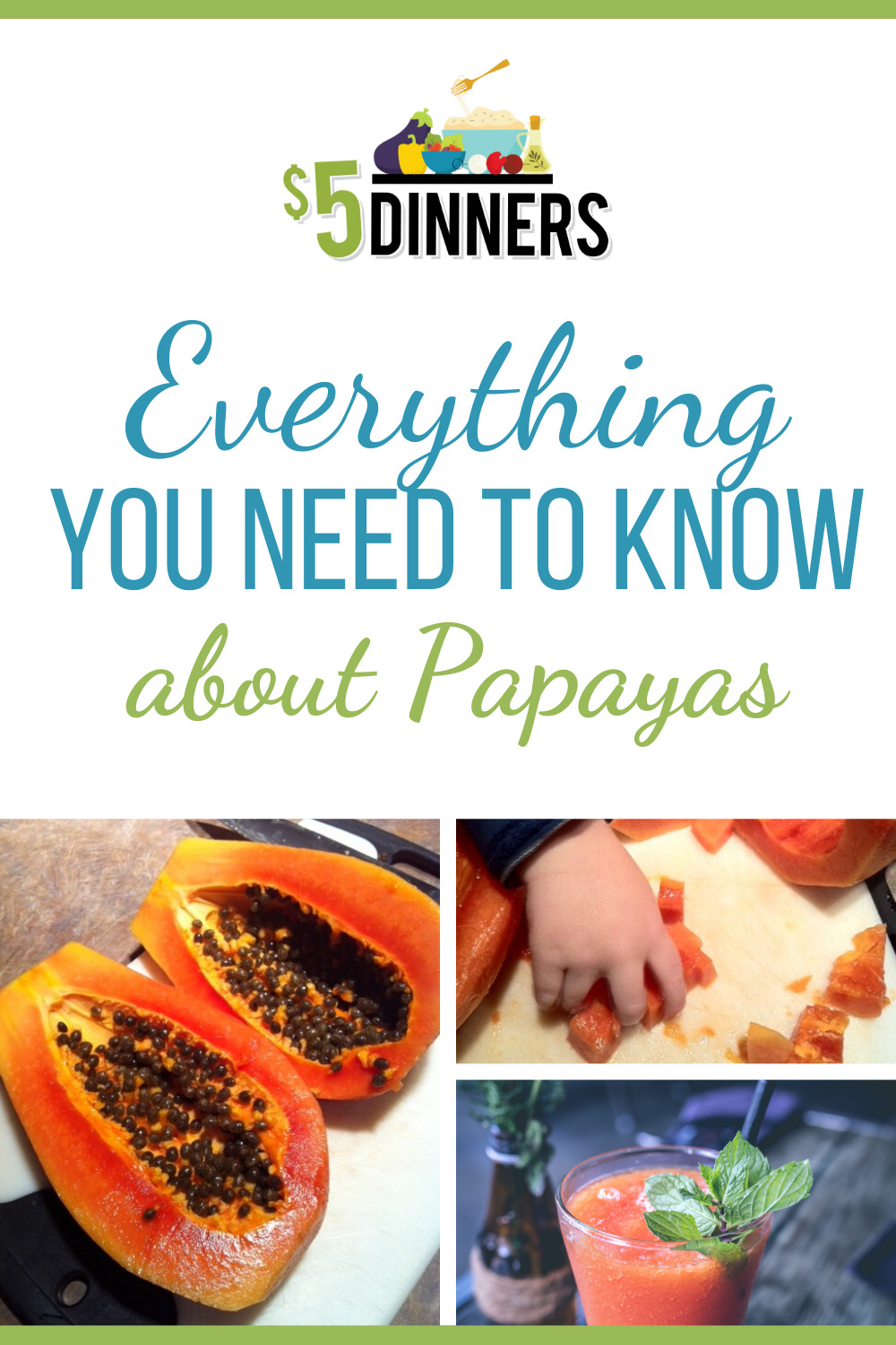 all about papayas