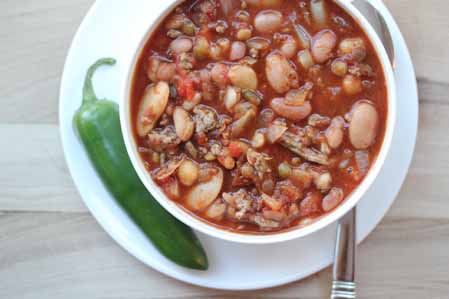 spicy 15 bean chili 2