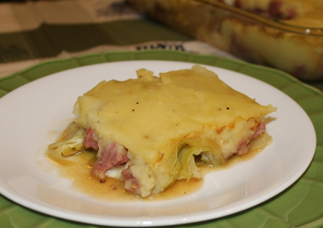 Corned Beef and Cabbage Casserole Recipe (640x452)