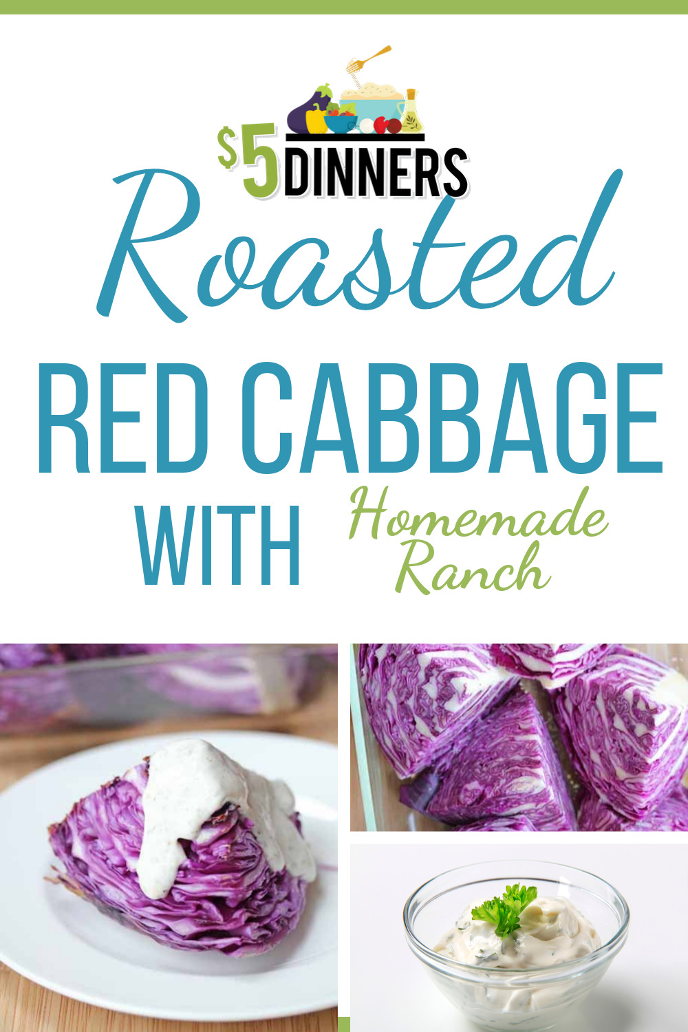roasted red cabbage recipe