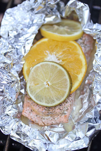 Grilled-Citrus-Salmon-Packets