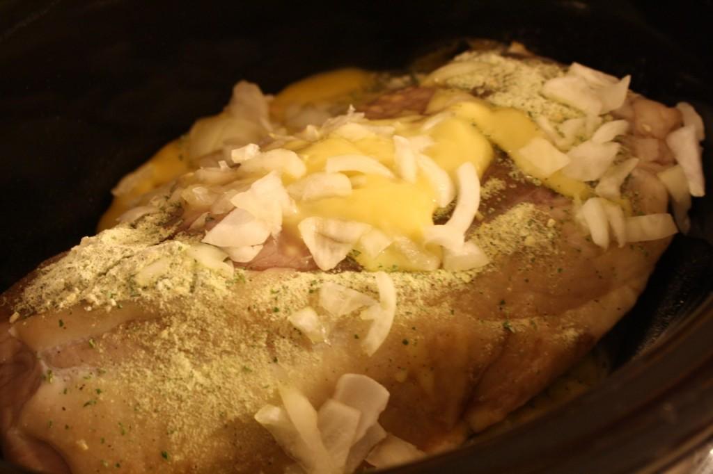 Slow Cooker Ranch Roast