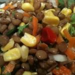 lentil salad 2 image
