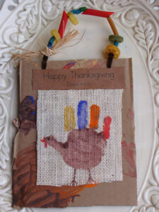 thanksgiving treat bags