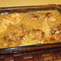 Company Pork Chops Recipe