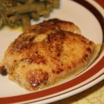 Company Pork Chops Recipe