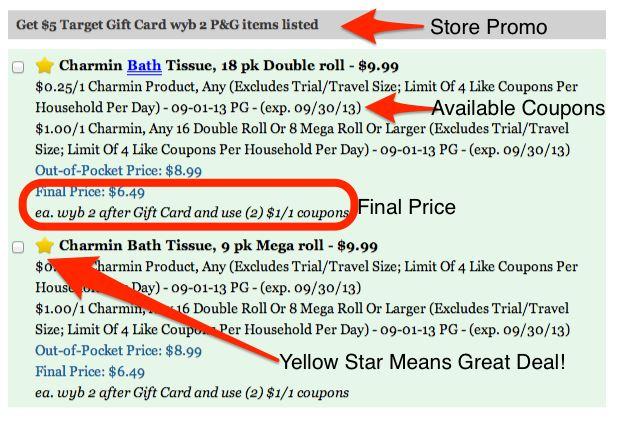 coupon matchups tutorial