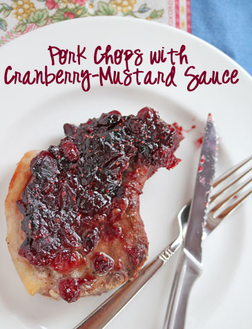 Cranberry-Mustard-Pork-Chops