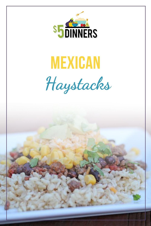 mexican stack-es haystacks