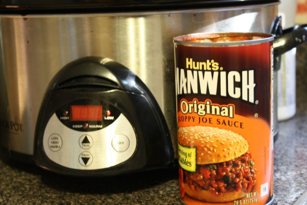 Tricia's Slow Cooker Sloppy Chicken Recipe