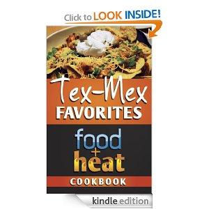tex mex favorites free kindle cookbook
