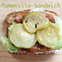 B-L-Tomatillo Sandwich | 5DollarDinners.com