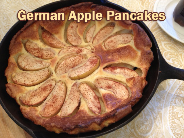 german-apple-pancakes
