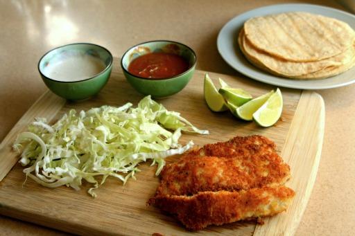 Tilapia Tacos 2