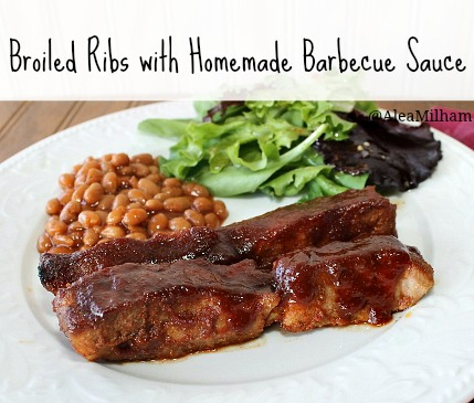How to Broil Ribs
