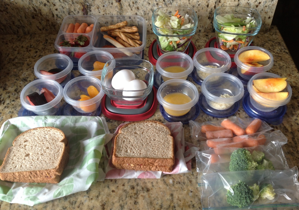 Lunchbox Inspiration: Lunchbox Prep Sessions