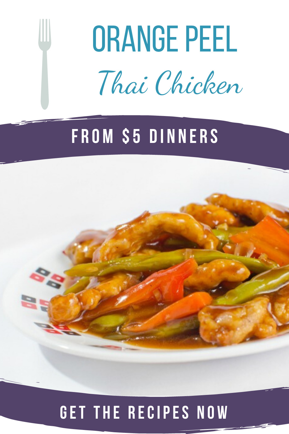 orange peel thai chicken