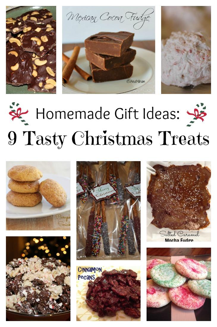 Tasty Christmas Treats