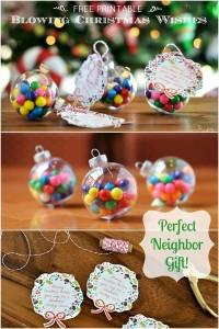 Gumball Ornaments