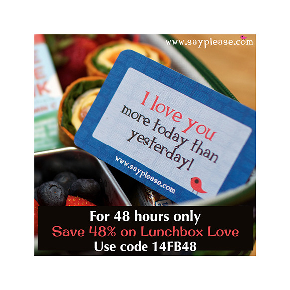 Lunchbox Love Sale - 48% Off