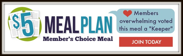 $5 Meal Plan Member's Choice