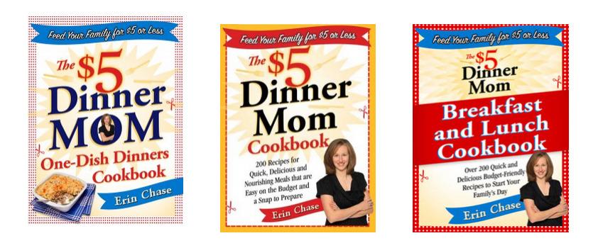 5DollarDinner Cookbooks