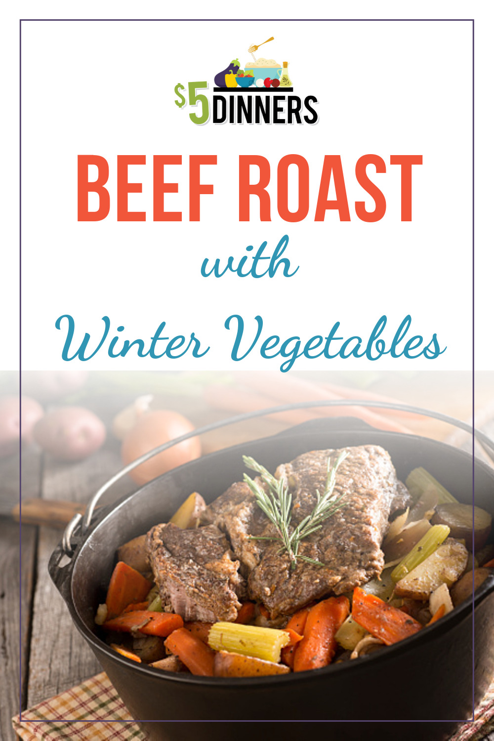 beef roast with winter vegetables