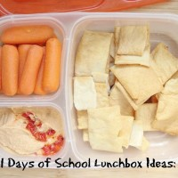 31 Days of School Lunchbox Ideas - Day 4 | 5DollarDinners.com