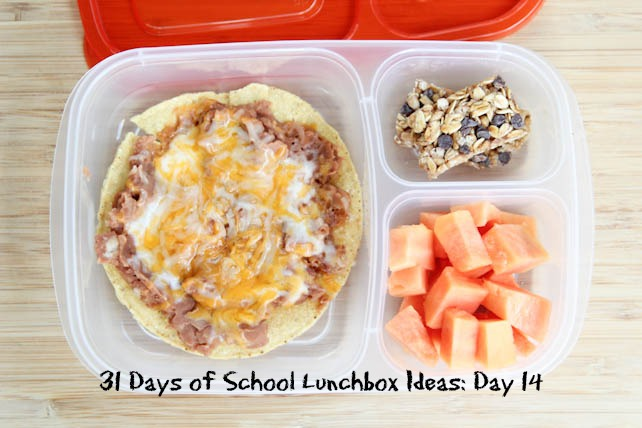 31 Days of School Lunchbox Ideas Day 14 | 5DollarDinners.com