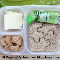 31 Days of School Lunchbox Ideas: Day 17 | 5DollarDinners.com