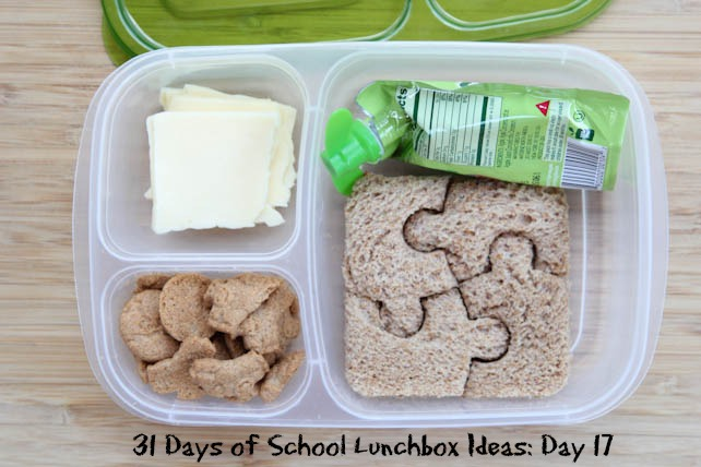 31 Days of School Lunchbox Ideas: Day 17 | 5DollarDinners.com