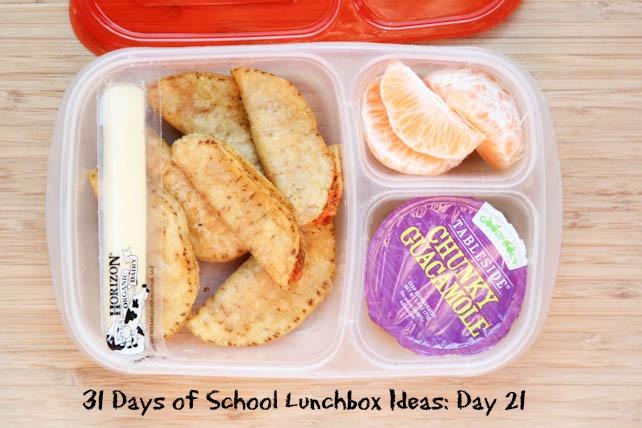 31 Days of School Lunchbox Ideas - Day 21