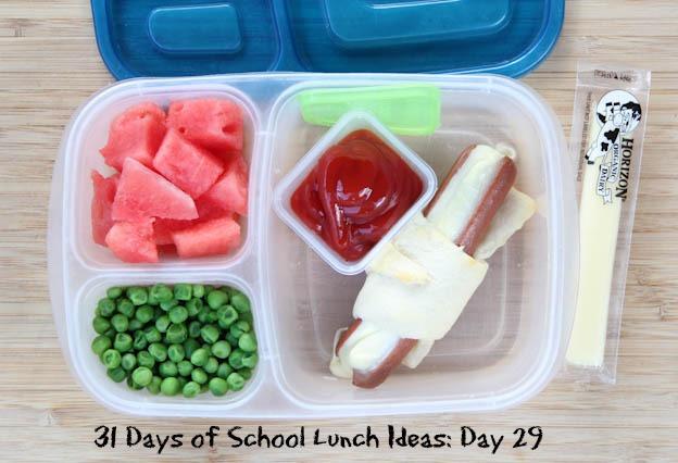 31 Days of School Lunchbox Ideas - Day 29   5DollarDinners.com