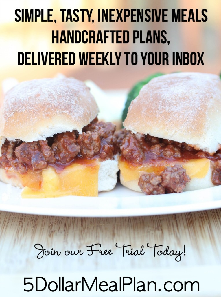 Want a meal plan delivered to your inbox every week?!