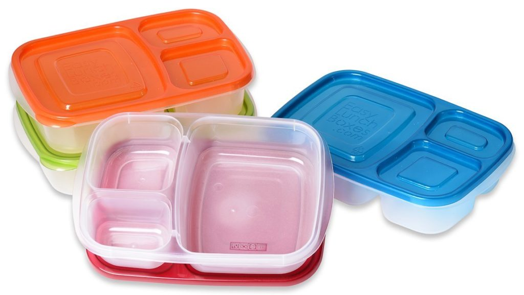 easy lunchboxes bento system