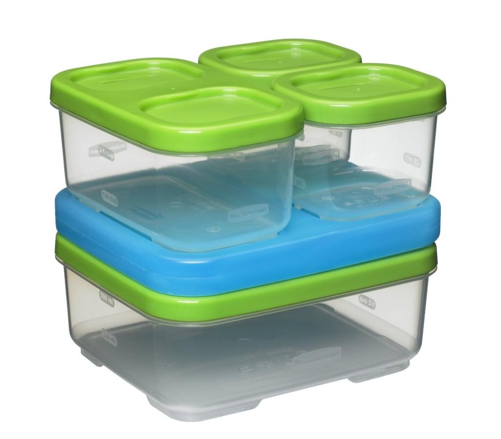 rubbermaid lunch kit