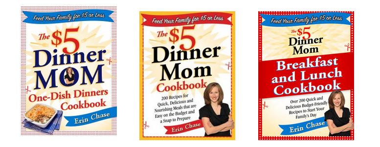 5DollarDinners Cookbooks