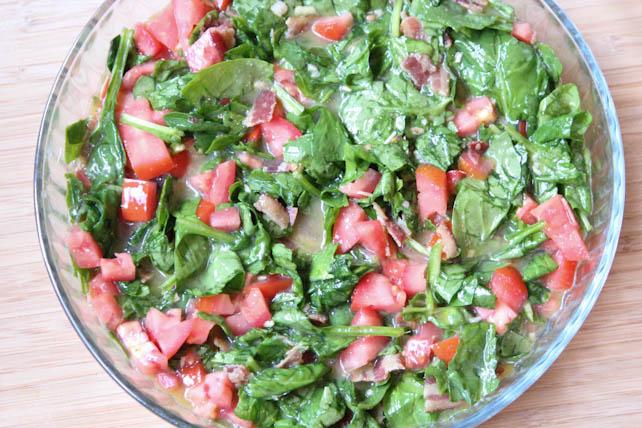 BLT Frittata Recipe | 5DollarDinners.com