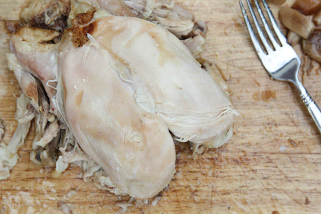How to Cook a Whole Chicken in a Slow Cooker 9