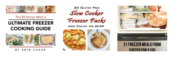 Freezer Cooking Holiday Bundle