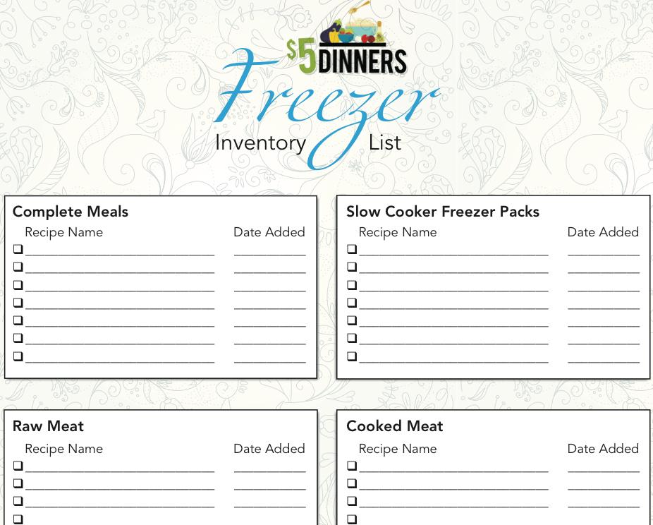 freezer_inventory_list_pdf__1_page_