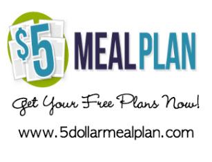 Free 4-Week Trial of the $5 Meal Plan