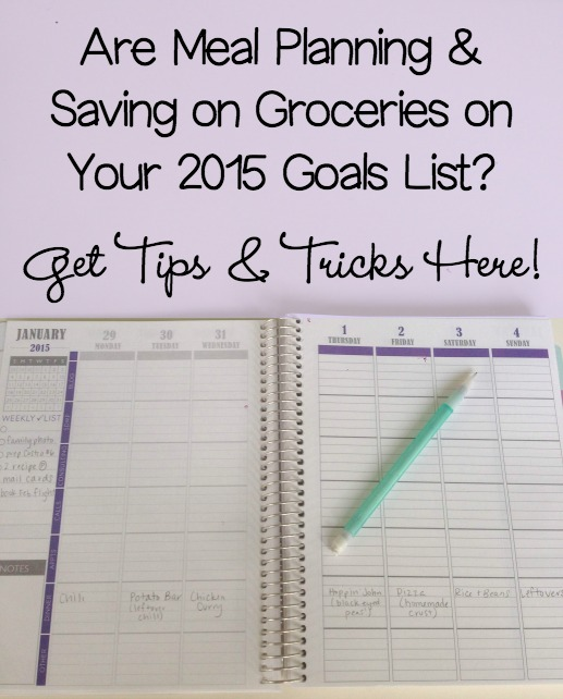 Meal Planning Tips and Tricks