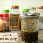 Homemade Balsamic Dressing | 5DollarDinners.com
